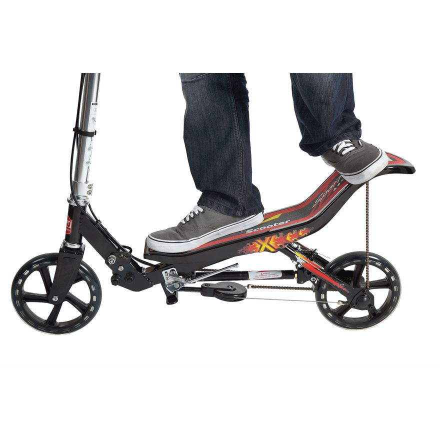 Space Scooter Black image-4