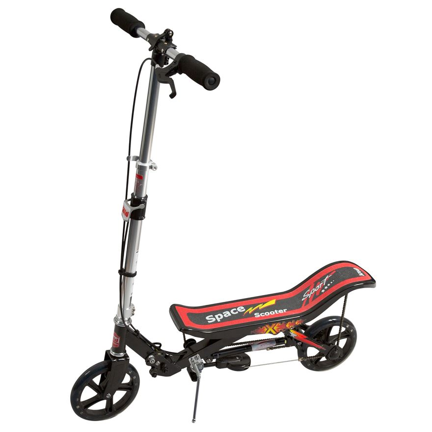 Space Scooter Black image-5