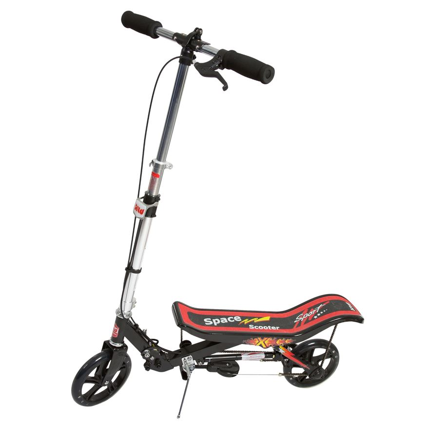 Space Scooter Black image-7