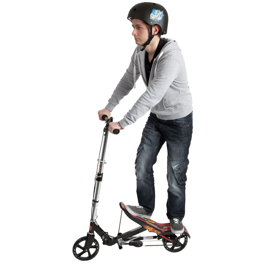 Space Scooter Black image-9