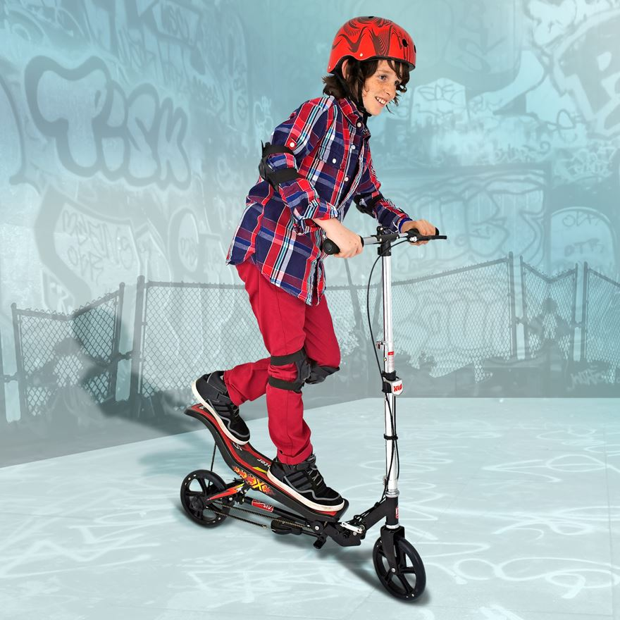 Space Scooter Black image-13