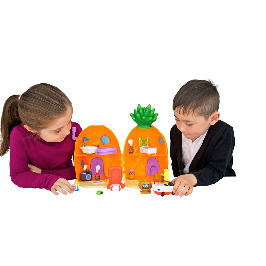 SpongeBob Pineapple Playset image-0