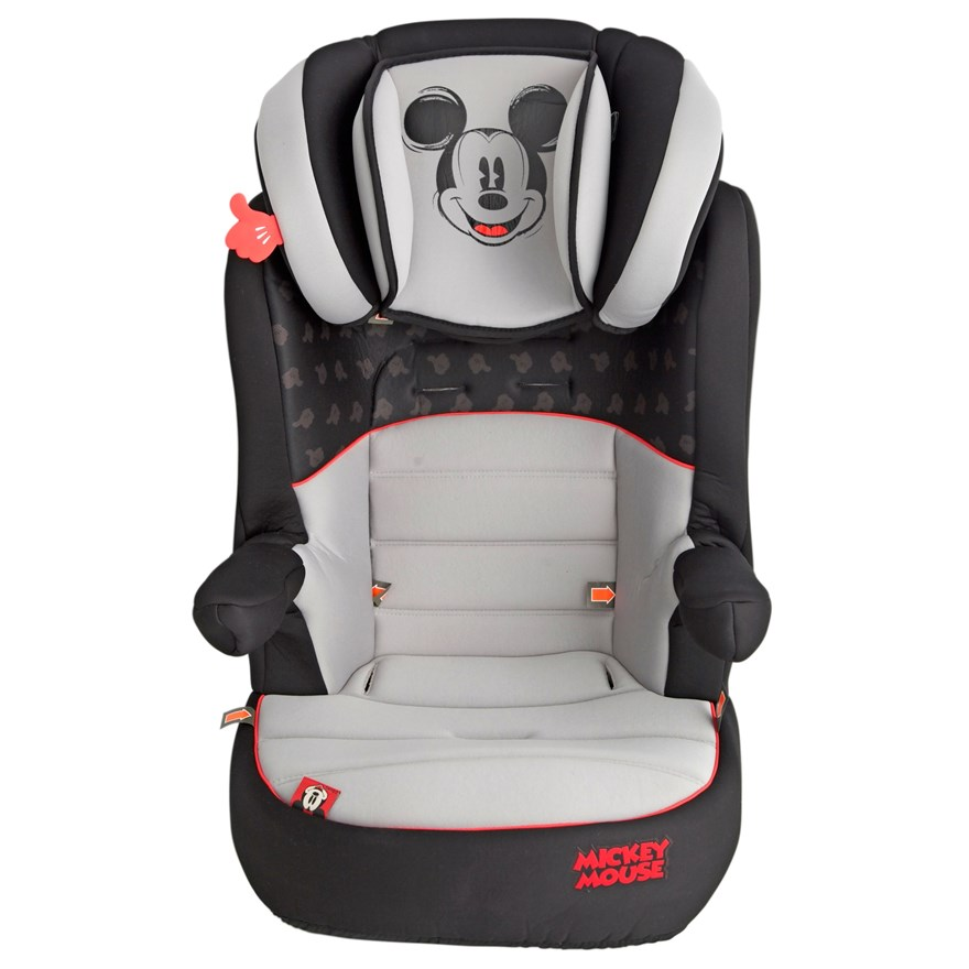 Imax Deluxe SP Mickey Mouse Group 1-2-3 Car Seat image-7