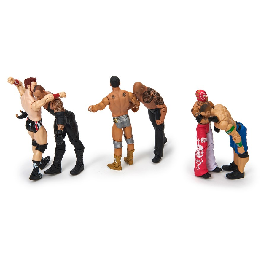 WWE Basic 6 Figure Gift Pack image-3