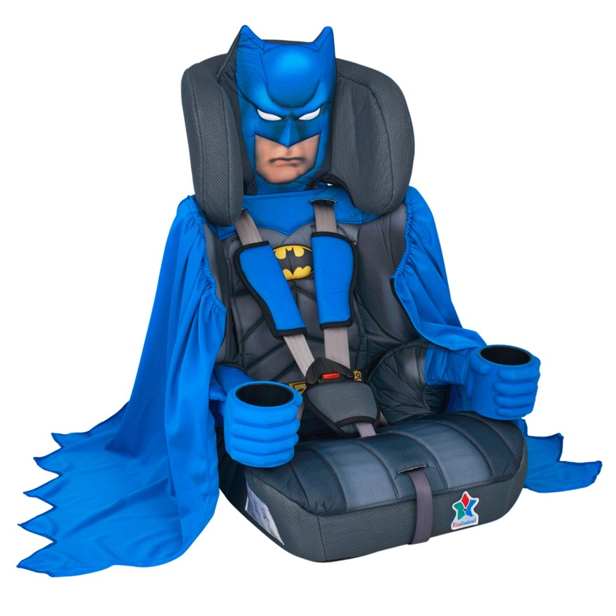 Batman Group 1-2-3 Car Seat image-0