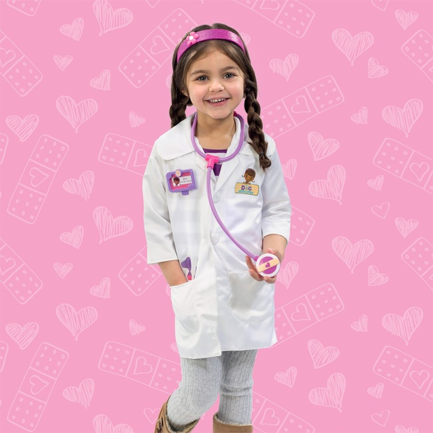 Disney Doc McStuffins Dress Up Set image-0