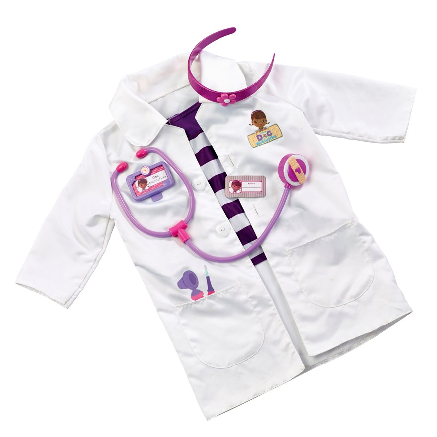 Doc McStuffins Dress Up Set image-1