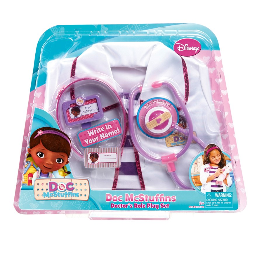 Doc McStuffins Dress Up Set image-2