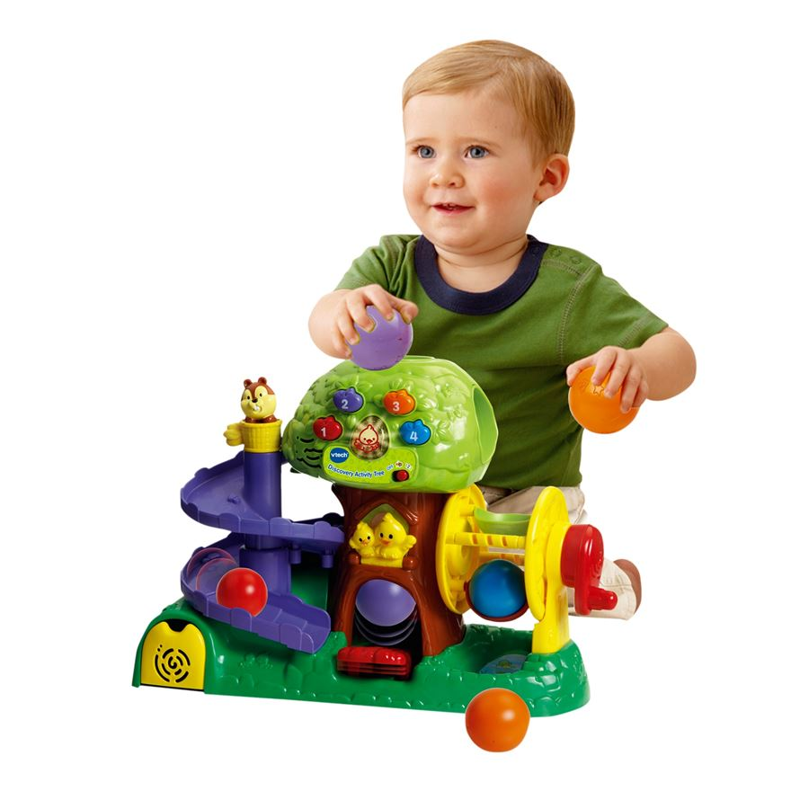 VTech Discovery Activity Tree image-0