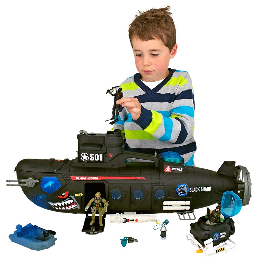 Soldier Force Submarine Playset image-5