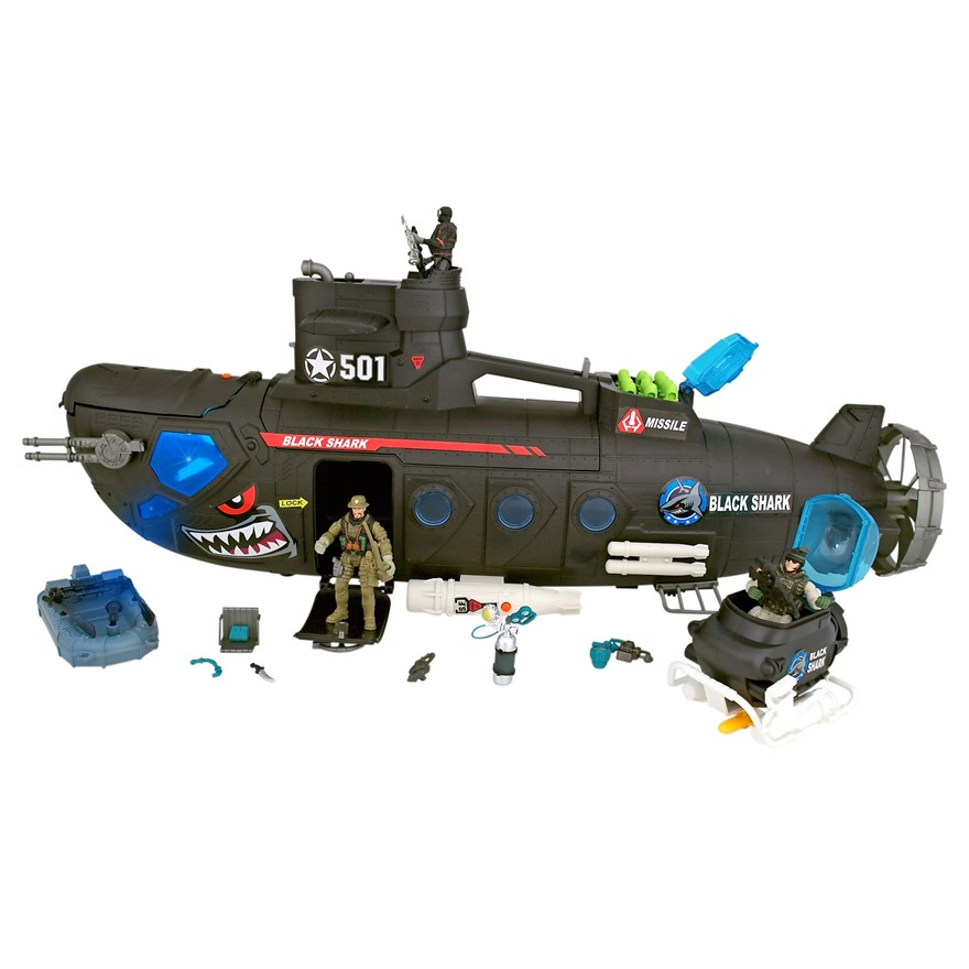 Soldier Force Submarine Playset image-7