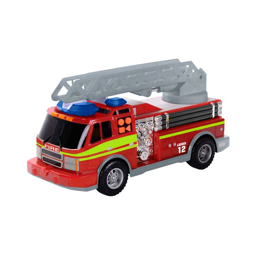 Road Rippers 30cm Rush and Rescue Vehicles - Assortment image-0