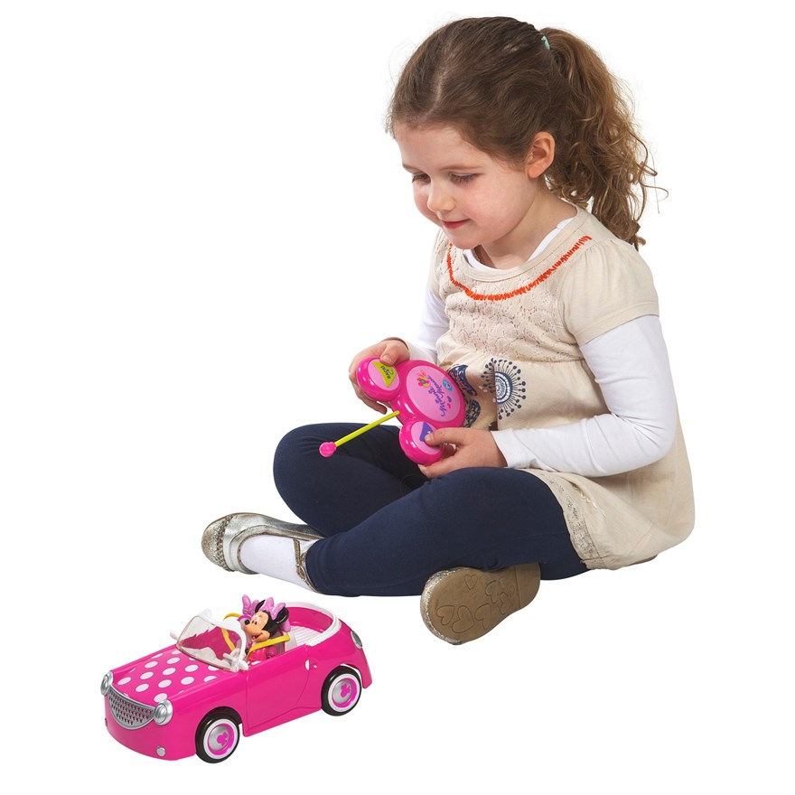 Minnie Mouse Radio Control Cabriolet image-0