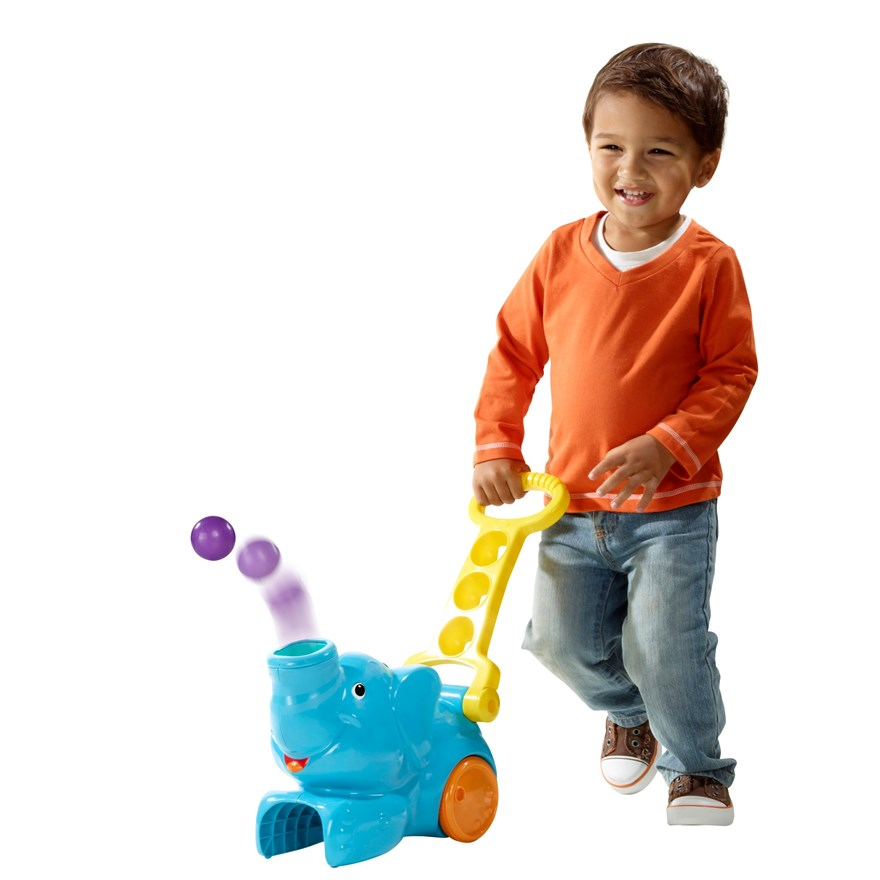 Playskool Pop N Pick Up Elefun image-0