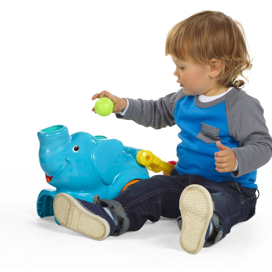 Playskool Pop N Pick Up Elefun image-1