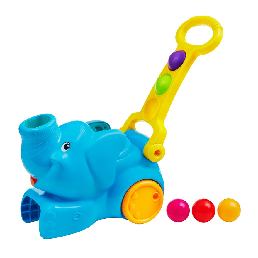 Playskool Pop N Pick Up Elefun image-2