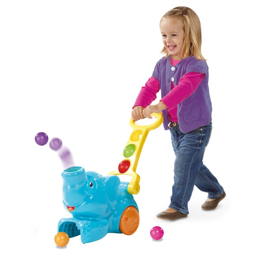 Playskool Pop N Pick Up Elefun image-4