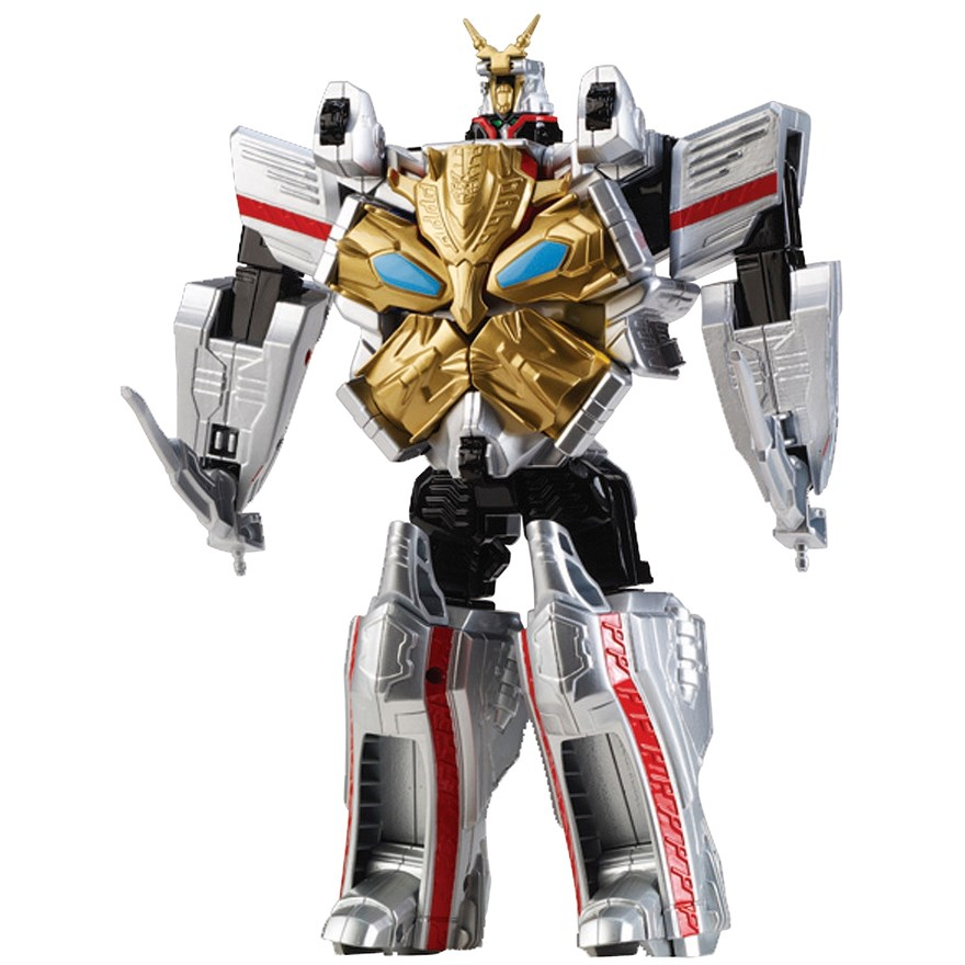 Power Rangers Megaforce Gosei Ultimate Megazord image-0