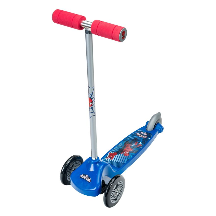 Spider-Man Move n Groove Scooter image-0