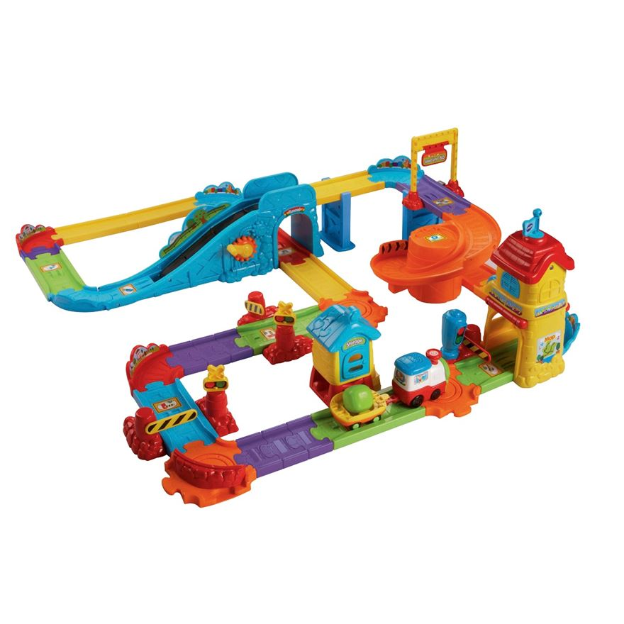 VTech Toot-Toot Drivers Train Station image-2