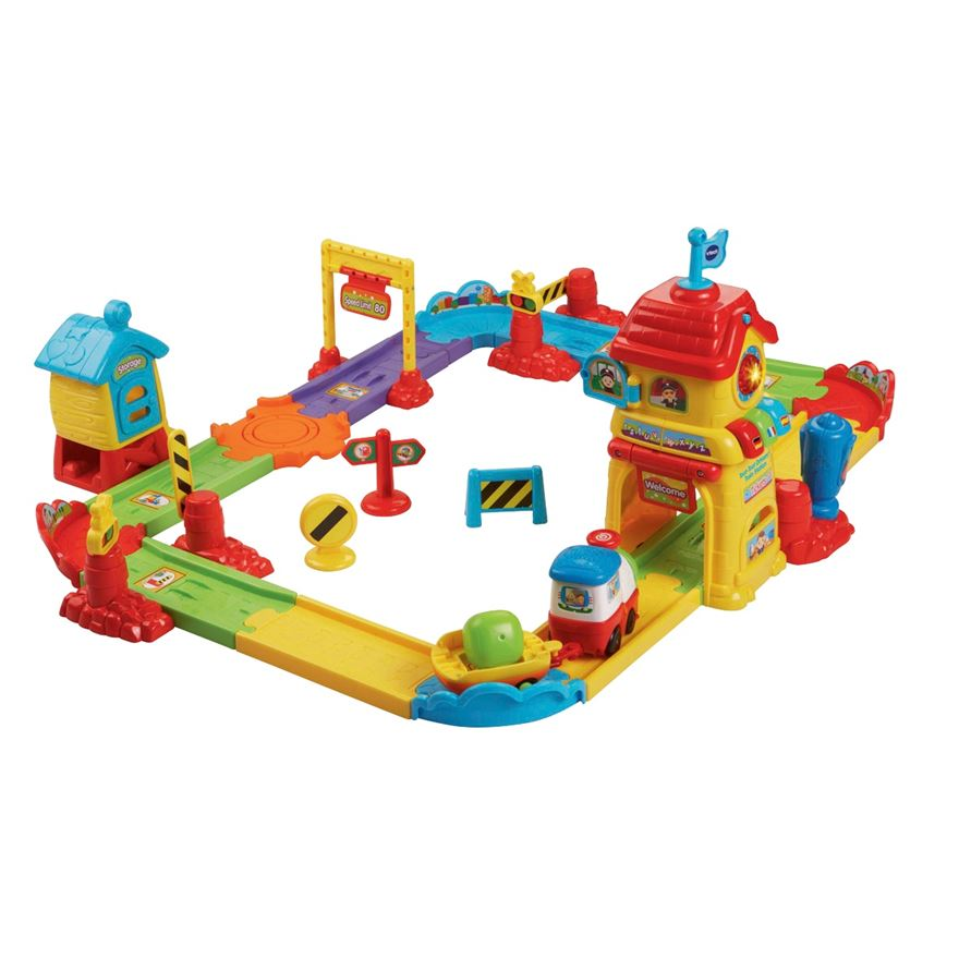 VTech Toot-Toot Drivers Train Station image-4