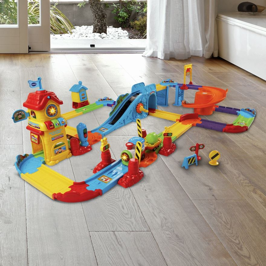 VTech Toot-Toot Drivers Train Station image-5