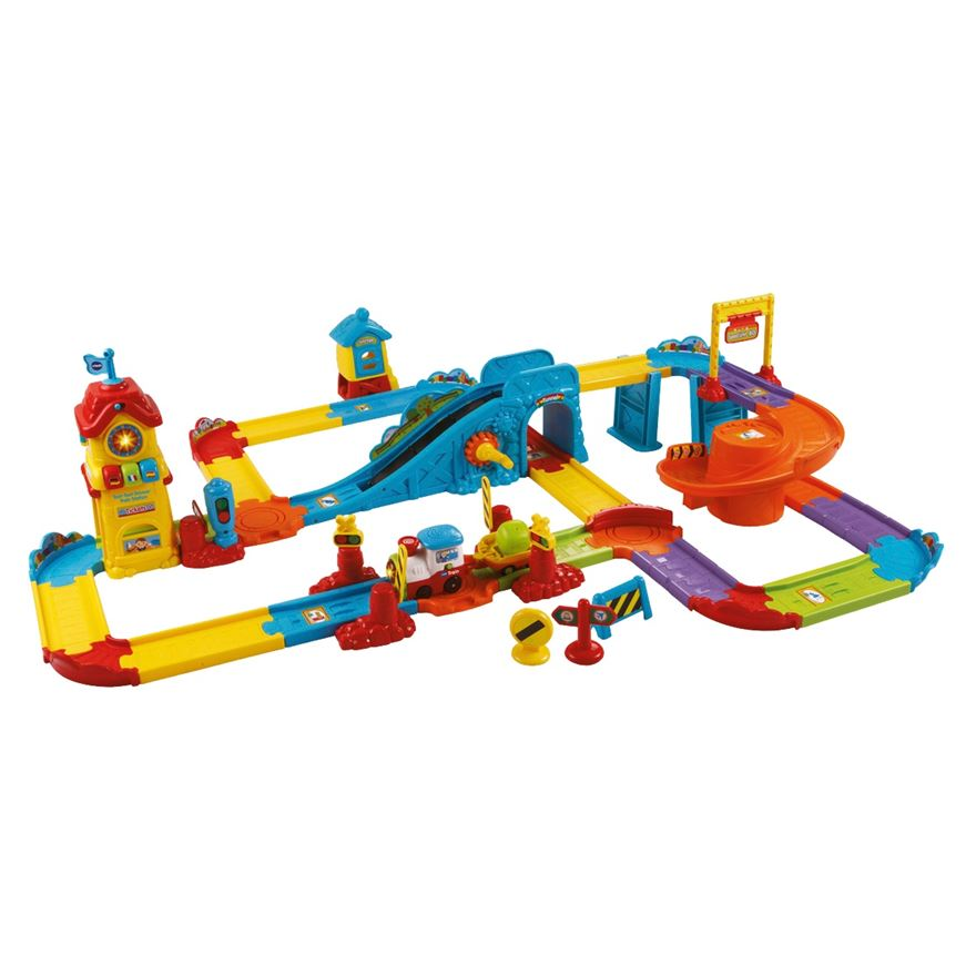 VTech Toot-Toot Drivers Train Station image-6