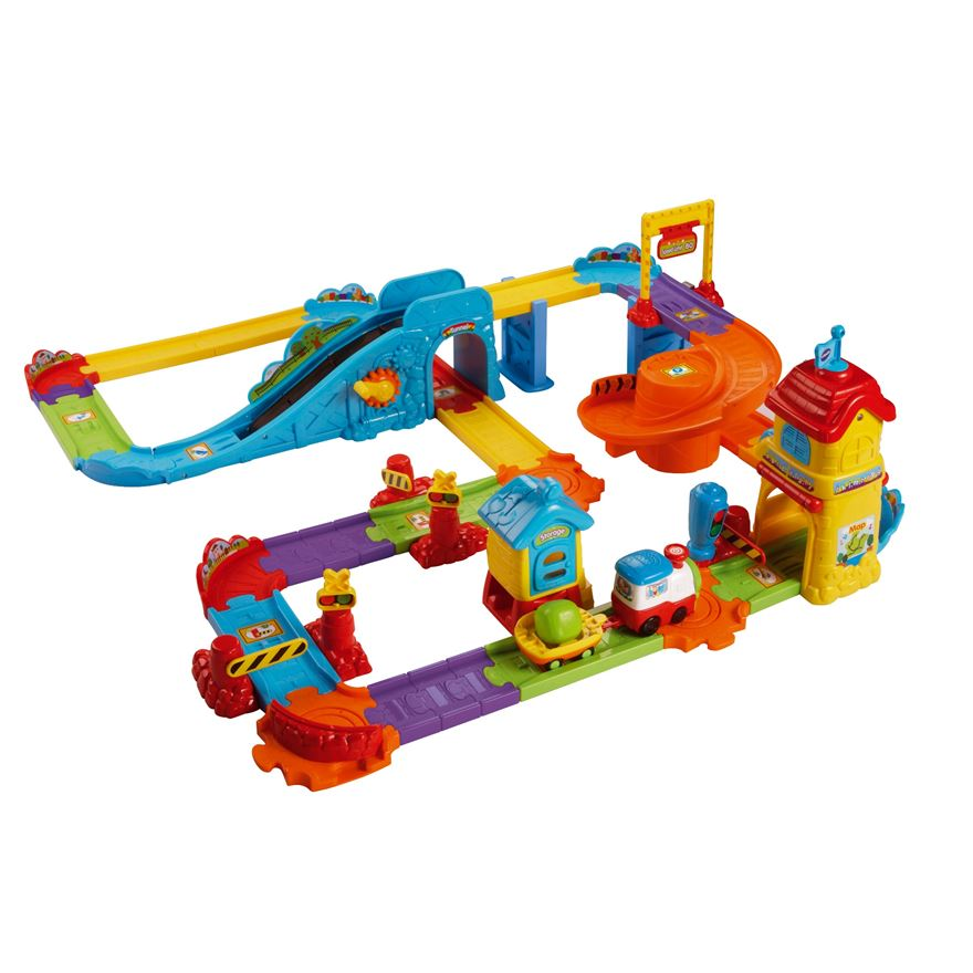 VTech Toot-Toot Drivers Train Station image-8