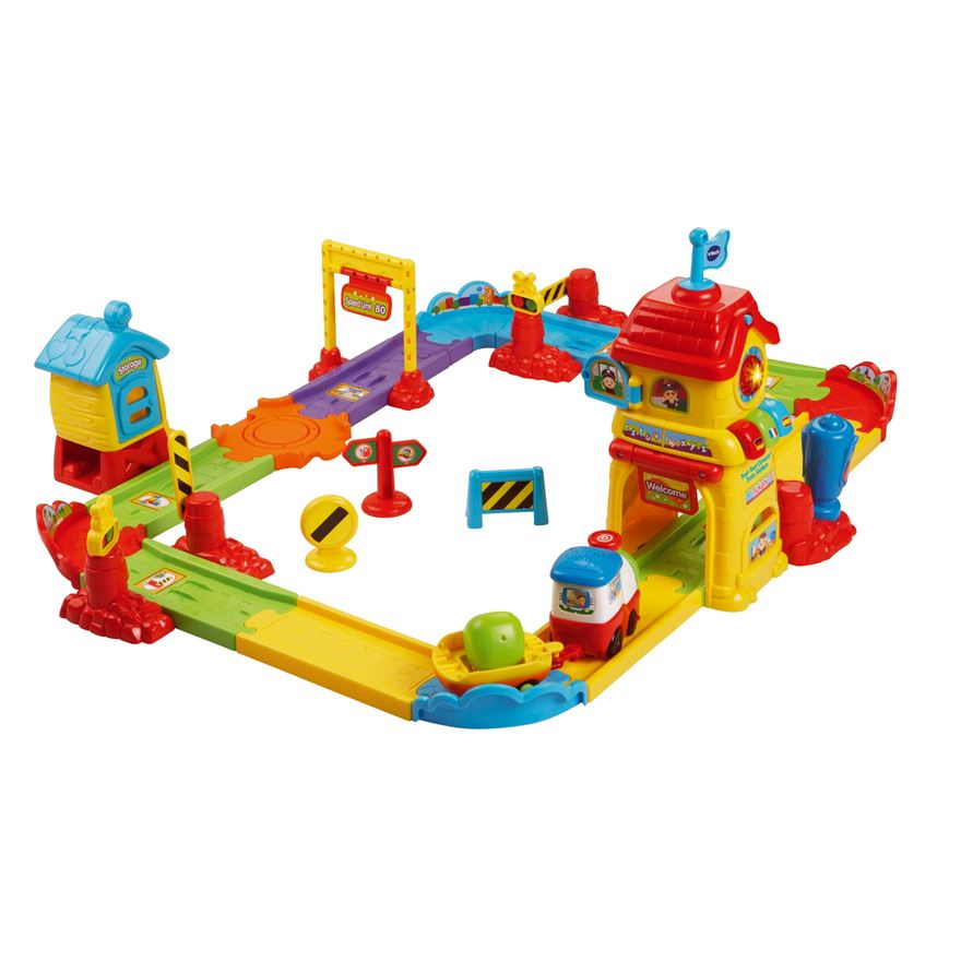 VTech Toot-Toot Drivers Train Station image-9