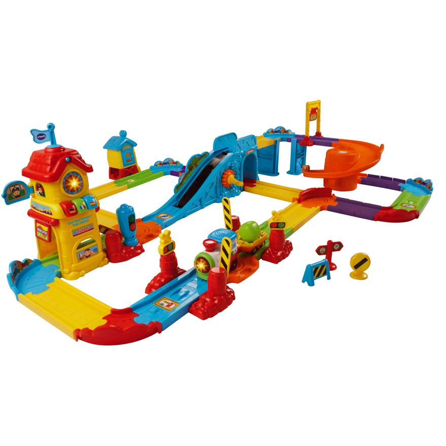 VTech Toot-Toot Drivers Train Station image-10