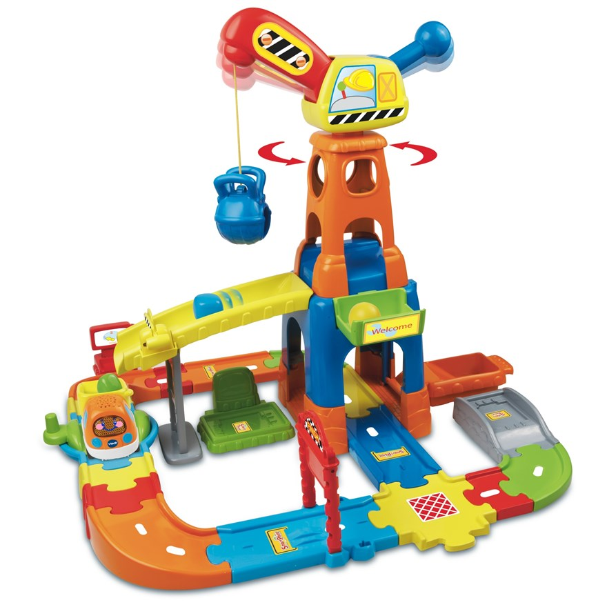VTech Toot-Toot Drivers Construction Set image-0