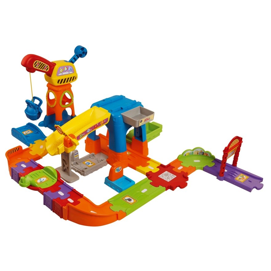 VTech Toot-Toot Drivers Construction Set image-1
