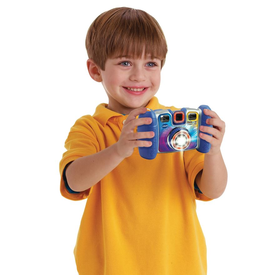 VTech Kidizoom Twist Plus Blue image-0