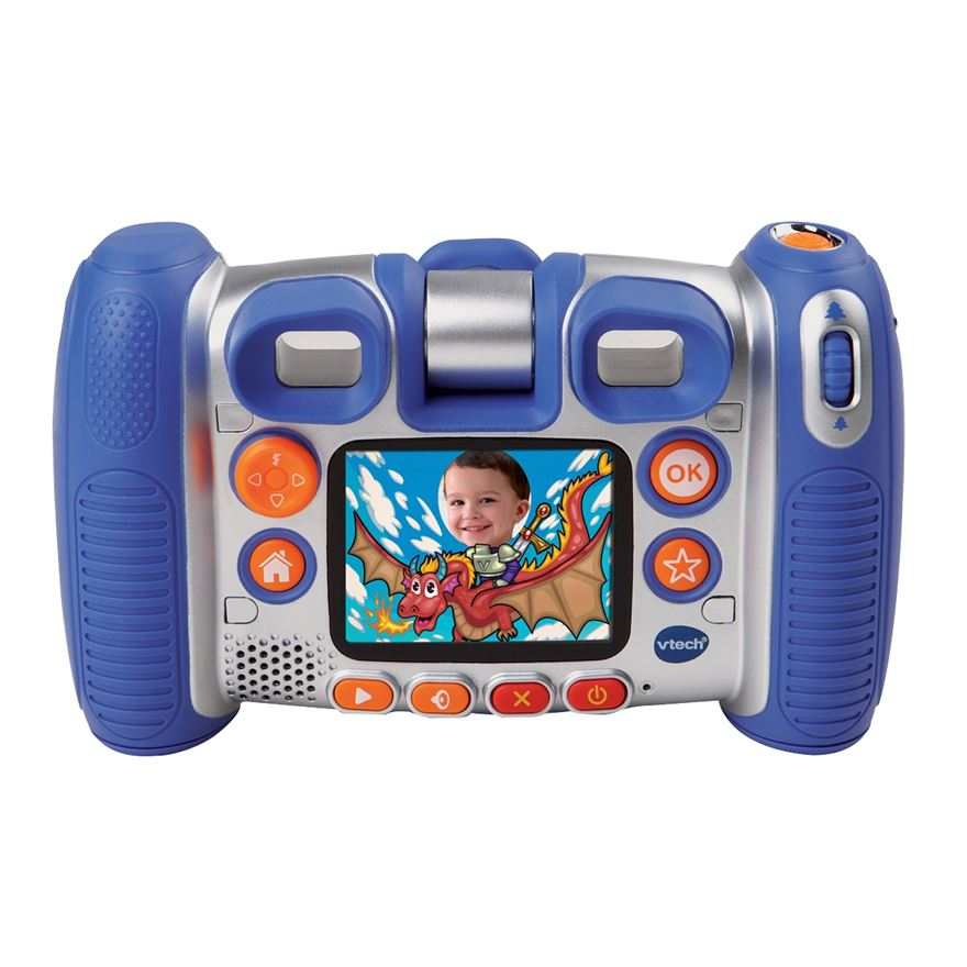 VTech Kidizoom Twist Plus Blue image-3