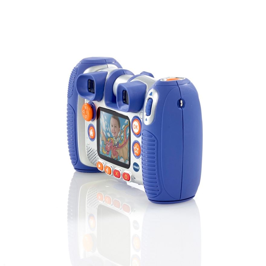 VTech Kidizoom Twist Plus Blue image-5