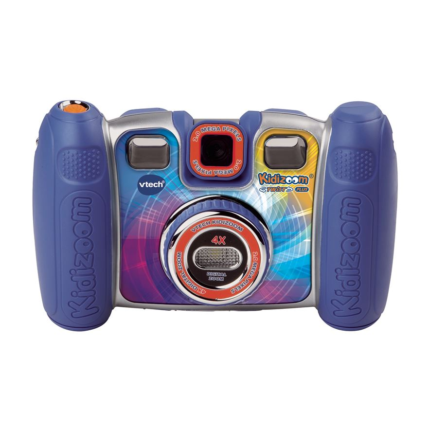 VTech Kidizoom Twist Plus Blue image-6
