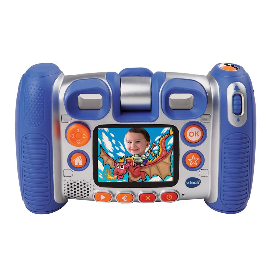 VTech Kidizoom Twist Plus Blue image-7