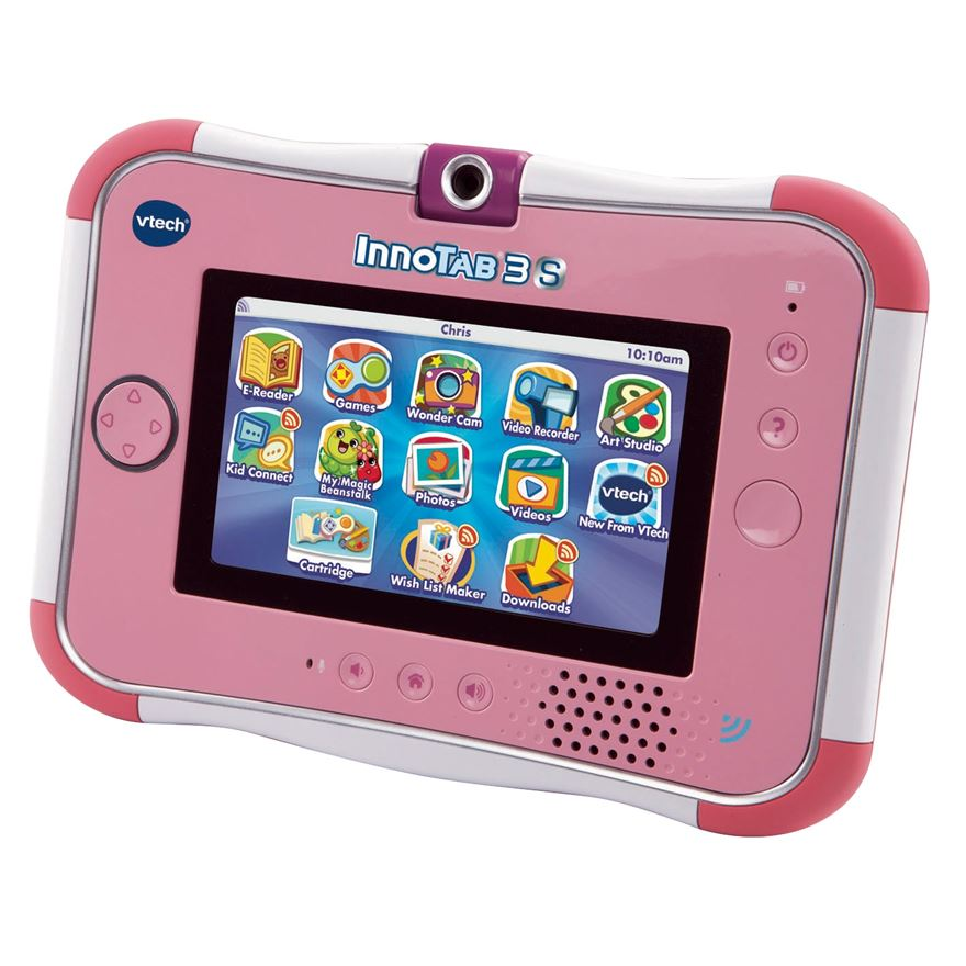 Vtech InnoTab 3S with Battery Pack Pink image-3