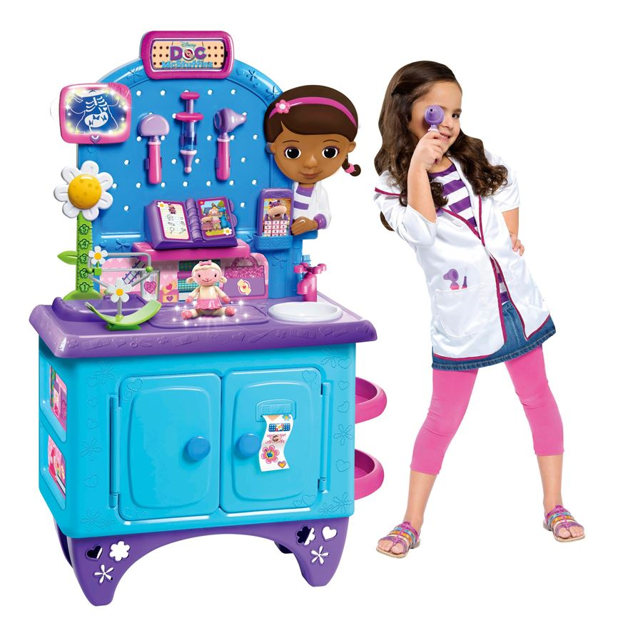 Disney Doc McStuffins Doc Check-Up Centre image-0