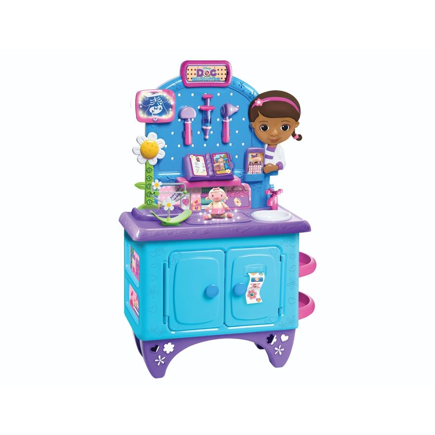 Doc McStuffins Doc Check-Up Centre image-3