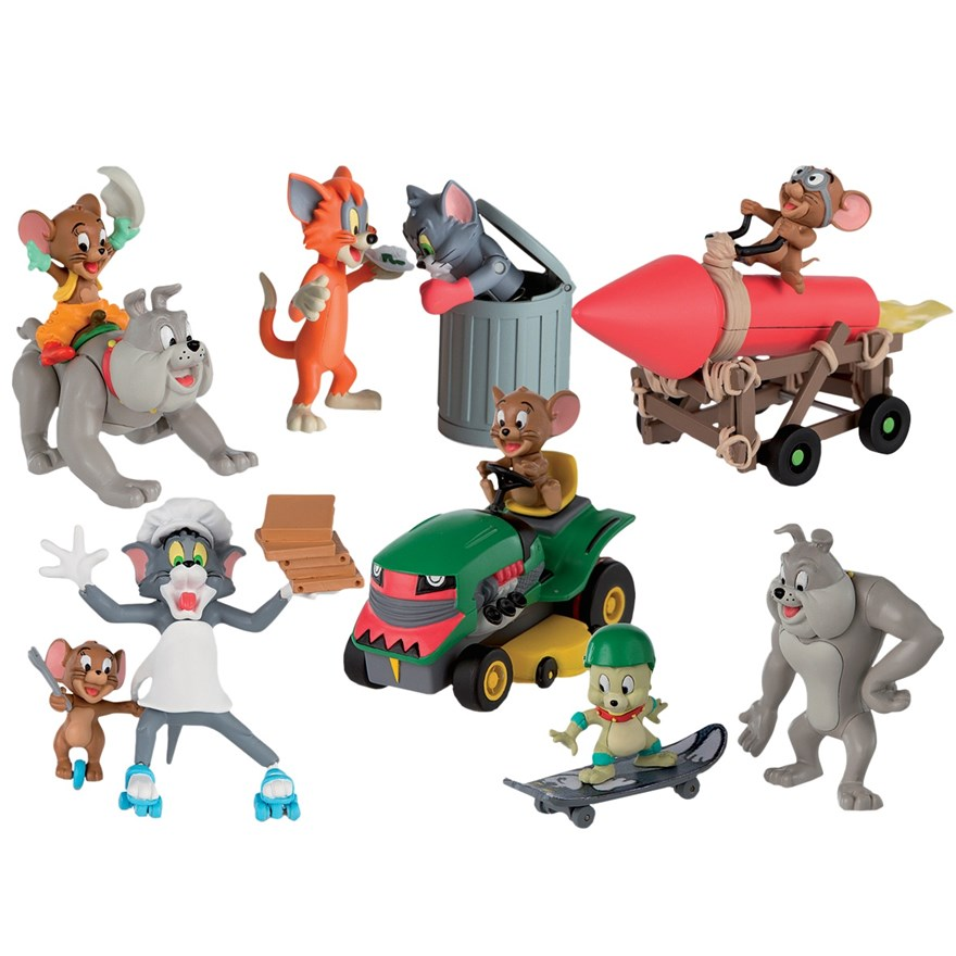 Tom and Jerry Classic Figures Assortment image-0
