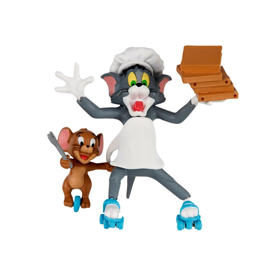 Tom and Jerry Classic Figures Assortment image-1