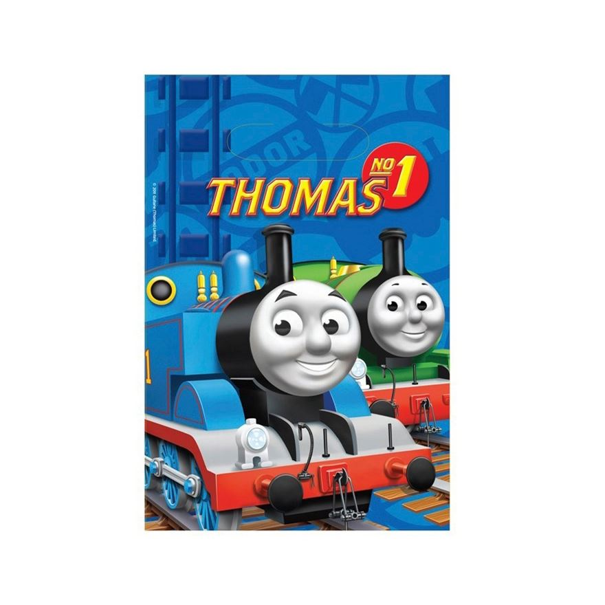 Thomas The Tank Engine Lootbags
