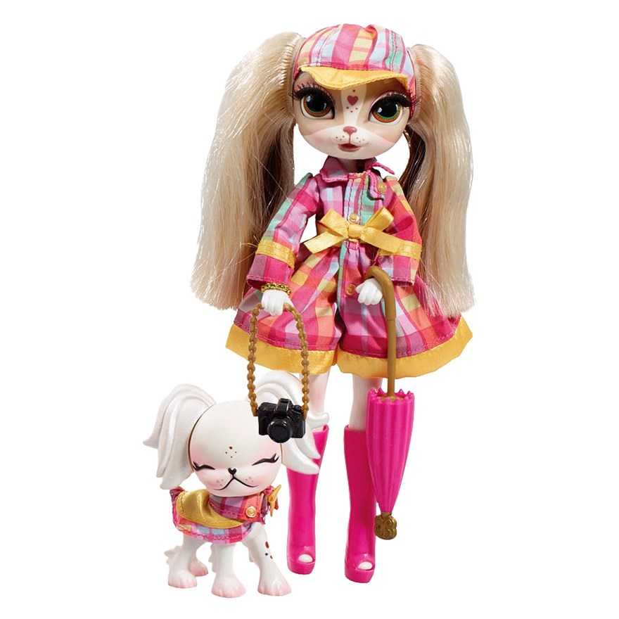 Pinkie Cooper Deluxe Collection Dolls image-0