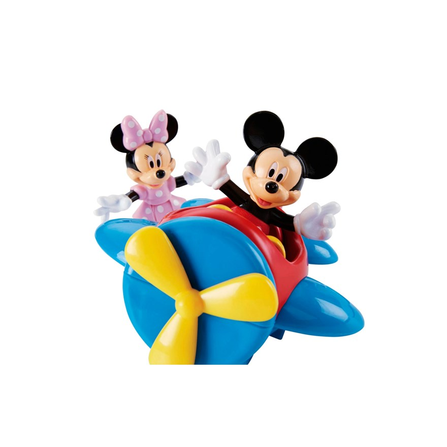 Disney Mickey Mouse Fly n' Slide Clubhouse image-5