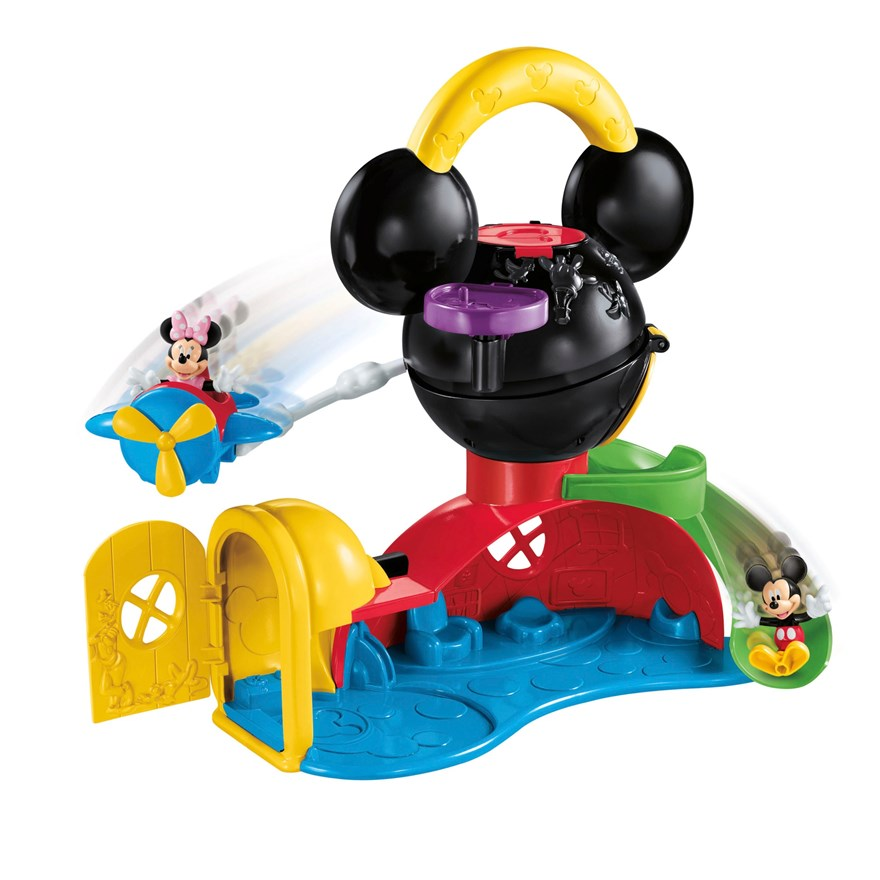 Disney Mickey Mouse Fly n' Slide Clubhouse image-7