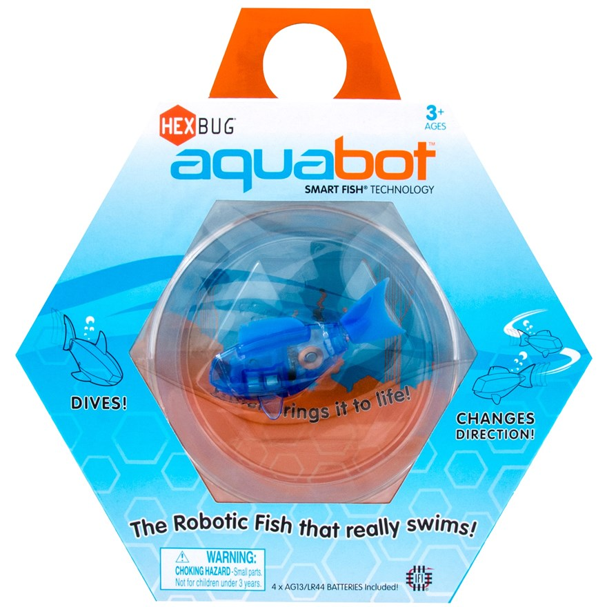 Aqua Bot with Bowl image-0