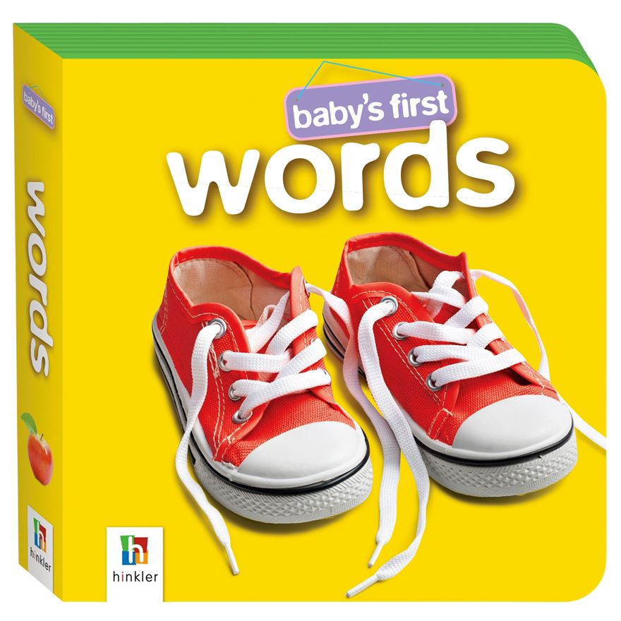Baby's First Board Book Words