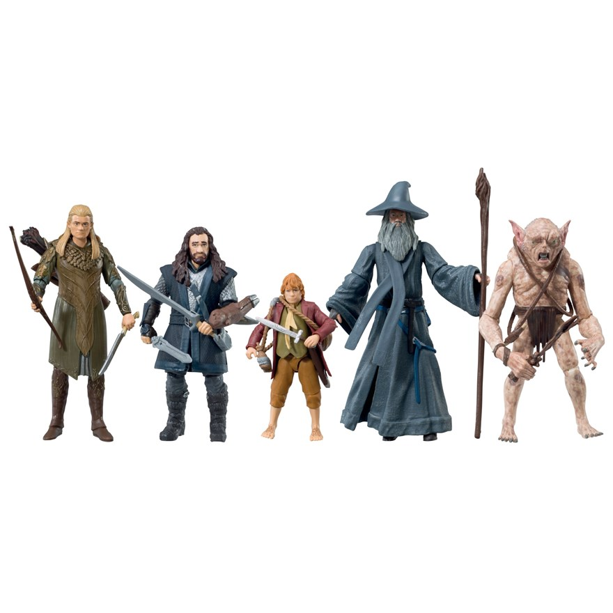 The Hobbit Series 2 Figure Assortment image-0