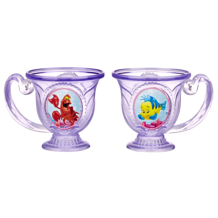 Disney Princess Ariel Magic Bubbles Tea Set image-1